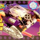 Toy Biz Marvel Comics X-Men Secret Weapon Force - Electronic Battle Blaster Bomber Vehicle New