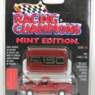 Racing Champions Mint Edition Issue #30 1997 RED Ford F-150 Pickup with die cast emblem New