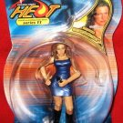 WWF Jakks Sunday Night Heat Series 11 Real Scan Tron Ready Stephanie Mcmahon-Helmsley Action Figure