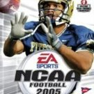 Electronic Arts NCAA Football 2005 for Nintendo GameCube New Game