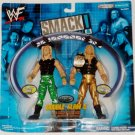 WWF WWE Jakks PacificSmack Down Double Slam Series 5 Edge & Christian Action Figures 2 Pack New