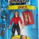 WWF WWE Jakks Pacific Real Scan Tron Ready Stephanie McMahon Smackdown Series 7 Action Figure NEW