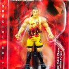 WWE Jakks Pacific Draft # 4 RAW RVD Rob Van Dam Action Figure Special Limited Edition of 21,250 New