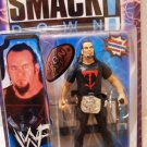 WWF WWE Jakks Pacific Smackdown Series 1 UNDERTAKER Action Figure NEW