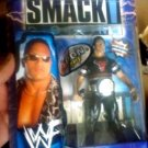 WWF WWE Jakks Pacific Smackdown Series 1 The Rock Action Figure Tron Ready NEW