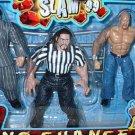 WWF WWE Summer Slam '99 NO CHANCE Stone Cold Steve Austin, Vince McMahon &The Big Show