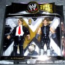 WWE Jakks Pacific Classic Series 4 Toys R Us Exclusive The Undertaker vs Paul Bearer Action Figures