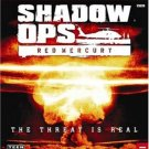 Shadow OPS Red Mercury for Microsoft XBOX Black Label NEW