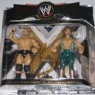 WWE Jakks Classic Superstars Stone Cold Steve Austin vs Jake the Snake Roberts Action Figures New