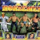 Toy Biz WCW World Championship Wrestling IV 4 Horsemen Box Set Action Figures New