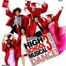 High School Musical 3: Senior Year Dance (Dance Pad Bundle) (Xbox 360, 2008) NEW