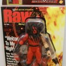 WWE WWF Wrestling Jakks Pacific RAW 2003 Uncovered KANE Action Figure Walmart Exclusive NEW