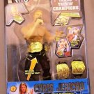 WWF WWE Jakks Pacific WWE Trash Talkin' Champions Chris Jericho with 3 Belts Action Figure New