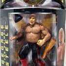 "WWE Jakks Pacific Series 2 GEORGE "" THE ANIMAL "" STEELE Action Figure (with Real hair) NEW"