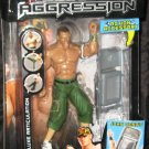 WWE Jakks Pacific DELUXE Aggression Series 9 JOHN CENA with Face Smashing Chair Action Figure