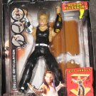 WWE TNA Jakks Pacific DELUXE Aggression Series 7 Action Figure JEFF HARDY + Action Accessory NEW