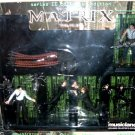 The Matrix Series 2 II Collectors Boxed Set Musicland Exclusive Collectors Edition 6 Figure Set New