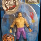 WWF WWE Jakks Pacific Rebellion Series 4 Chris Benoit Action Figure Real Scan Tron Ready with Medals