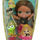 "MGA Entertainment Bratz Big Babyz Princess 13"" Doll Yasmin with Pet Frog NEW"