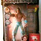 WWE Jakks Pacific Deluxe Aggression Series 14 Brian Kendrick Action Figure + Action Accessory New