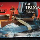 Waterworld Movie The Trimaran Combat  Ship NEW