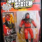 WWF WWE Jakks 1999 Survivor Series - Signature Series 5 Silver Edition - Kane Action Figure New