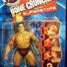 WWF WWE Jakks Pacific 1999 Bone Crunching Sound Superstars - The Rock Action Figure Real Scan New