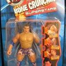 WWF WWE Jakks Pacific 1999 Bone Crunching Sound Superstars - Kurt Angle Action Figure Real Scan New
