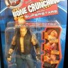WWF WWE Jakks Pacific 1999 Bone Crunching Sound Superstars - Undertaker Action Figure Real Scan New