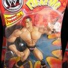 WWF WWE Jakks Pacific 1999 Flex'Ems Superstars Series 1 - The Rock Action Figure New