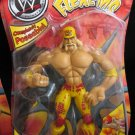 WWF WWE Jakks Pacific 1999 Flex'Ems Superstars Series 1 - HULK HOGAN Action Figure New
