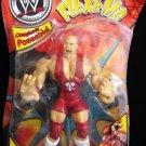 WWF WWE Jakks Pacific Flex'Ems Superstars Series 1 - Kurt Angle Action Figure New