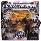 WWE Jakks Pacific Adrenaline Series 14 Muhammad Hassan & Khosrow Daivari Action Figure 2 Pack New