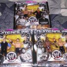 WWE Jakks Pacific Wrestling Adrenaline Series 14 COMPLETE Set of 6 Action Figures ( 3 ) 2-Packs NEW