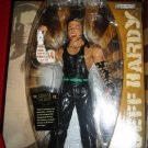 WWE TNA Jakks Pacific Ruthless Aggression Series 39 JEFF HARDY Action Figure with WWE Microphone NEW