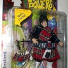 "McFarlane Toys Austin Powers Ultra Cool 7"" Action Figure Fat Bastard with Bag Pipes & Voice Chip New"