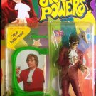 """McFarlane Toys Ultra Cool 7"""" Inch Action Figure Austin Powers w/ Voice Chip & Green Base"""