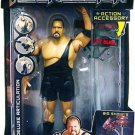WWE Jakks Pacific Deluxe Aggression 5 BIG SHOW Action Figure with Bendy Sign Accessory NEW