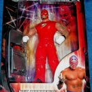 WWE Jakks Pacific Ruthless Aggression Series 12 Rey Mysterio Action Figure with Chair New
