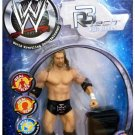 WWE Jakks Pacific SmackDown R-3 Tech Series 04 Blue Bloods Triple H Action Figure with Luggage New