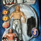 WWE Jakks Pacific SmackDown R-3 Tech Series 04 Blue Bloods Test Action Figure with Luggage Bag New