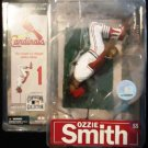 McFarlane Toys MLB Cooperstown Collection Series 4 St. Louis Cardinals Ozzie Smith # 1 Action Figure