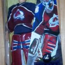 "Playmates NHL PRO ZONE 1997 Collectors Series 12"" Colorado Avalance #33 Patrick Roy Action Figure"