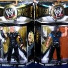 WWE TNA Jakks Classic Series The Hardy Boyz Jeff & Matt Hardy Action Figures [ Debut Attires ] New