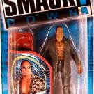 WWF WWE Jakks Pacific Smackdown Series 4 THE ROCK Real Scan - Tron Ready Action Figure NEW