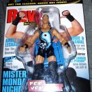 WWE TNA Wrestling Jakks Pacific Raw 2003 Uncovered Rob Van Dam RVD Action Figure Walmart Exclusive