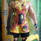 "WWF WWE Jakks Ringside Rebels The Vicious Series RVD Rob Van Dam 12"" Inch Action Figure New"