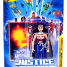 "Mattel DC Justice League Unlimited Wonder Woman Planet Patrol 4"" Action Figure  [Blue Card] New"