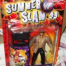 "WWF WWE Jakks Pacific Summer Slam '99 Fully Loaded 2 Dwayne ""THE ROCK"" Johnson Action Figure New"