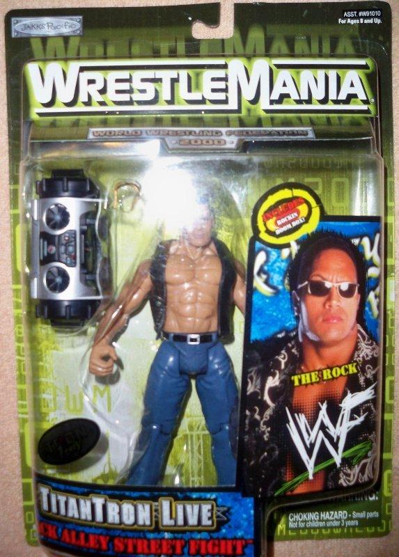 WWF Wrestlemania 2000 Titantron